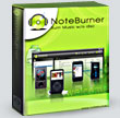 Noteburner Audio Converter for Mac