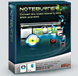 Noteburner Audio Converter