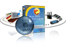Any Video Converter GoldはDVDをiRiverプレーヤー動画に変換ソフト